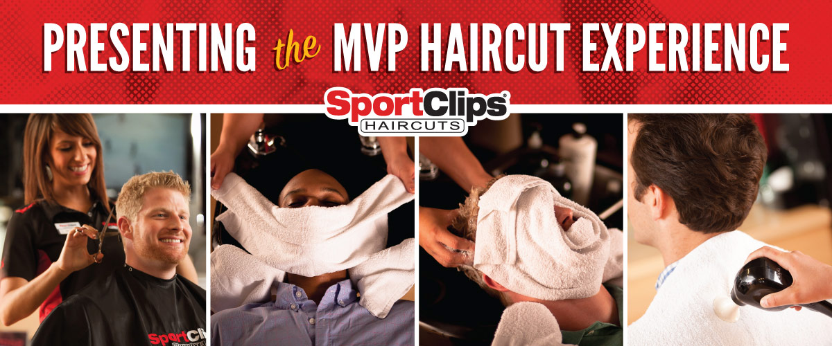 The Sport Clips Haircuts of Tallahassee  MVP Haircut Experience